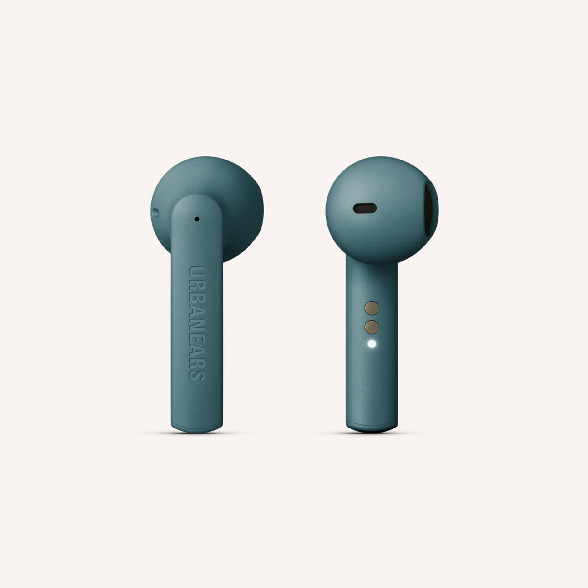 Urbanears Luna Wireless Earbuds - Teal Green