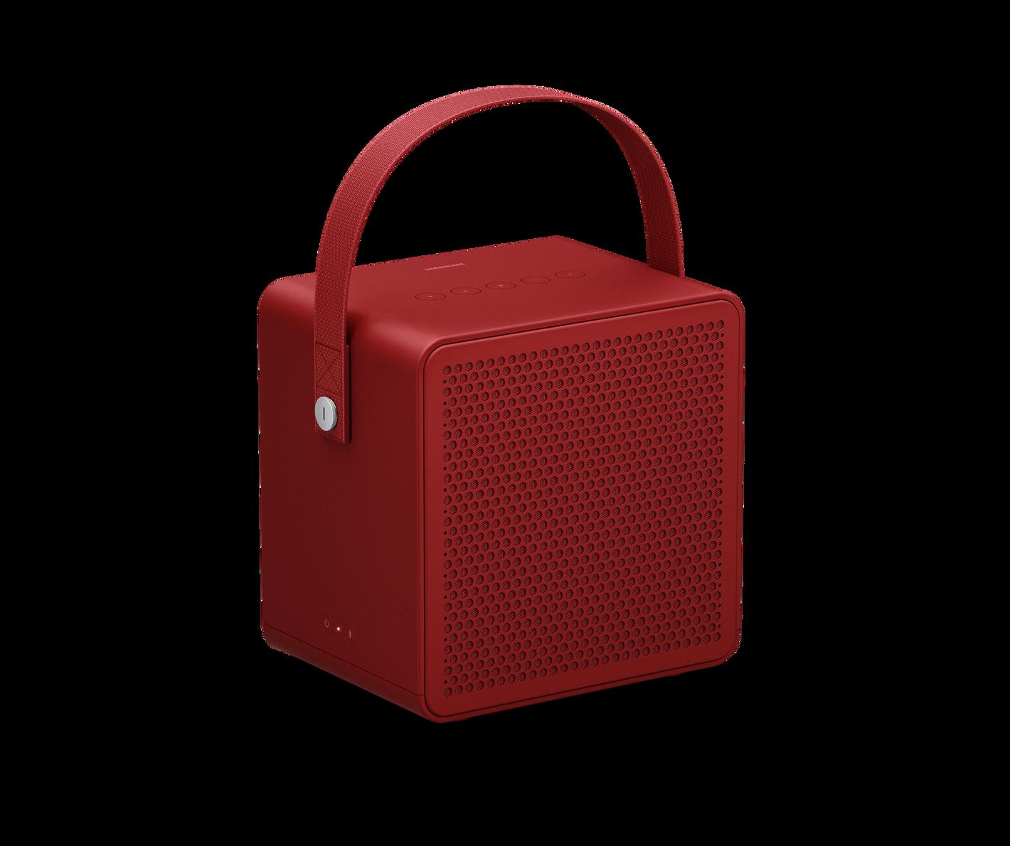 Urbanears Rålis Portable Speaker - Haute Red