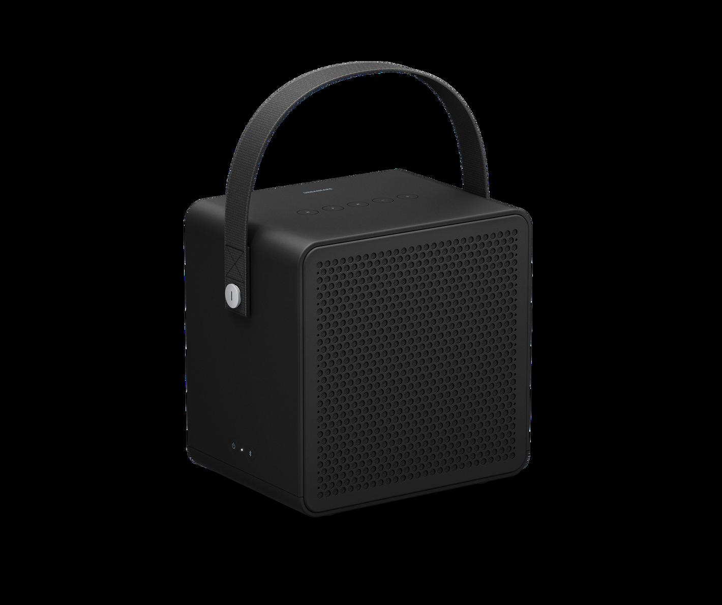 Urbanears Rålis Portable Speaker - Charcoal Black