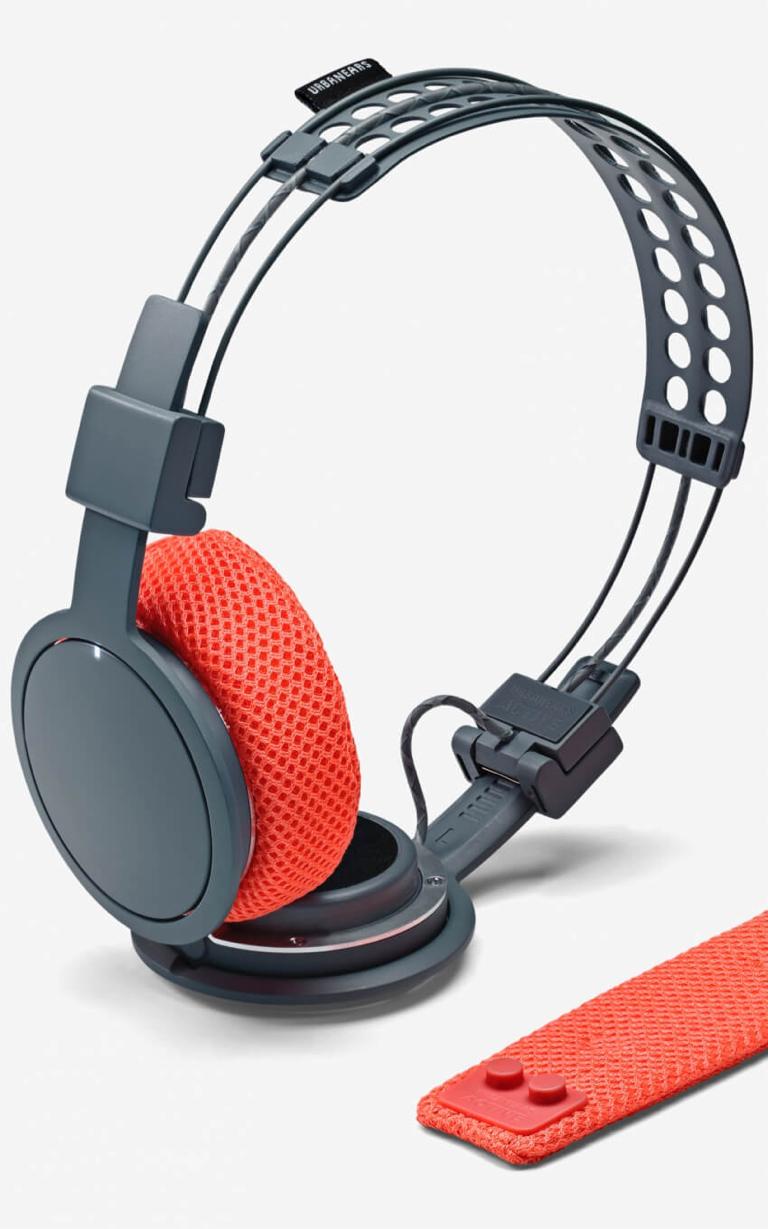 140d020f61a Mantén tus auriculares siempre perfectos y listos para usar. Diadema y  almohadillas desmontables y lavables a máquina.